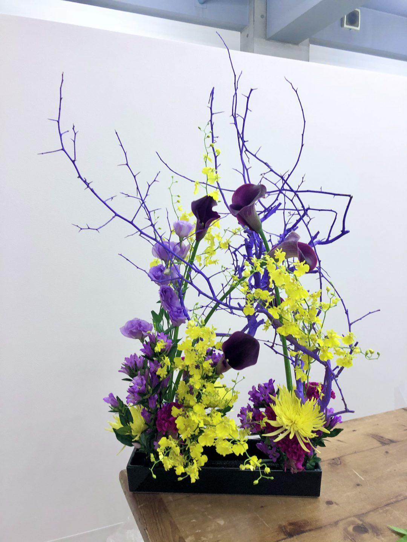 横浜流星さんにさしあげた花